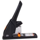 得力0383省力重型订书机(黑色)