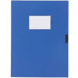得力 5618 档案盒(蓝) (单位:个)