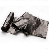 得力9576垃圾袋(黑)80*100cm(10个/卷)