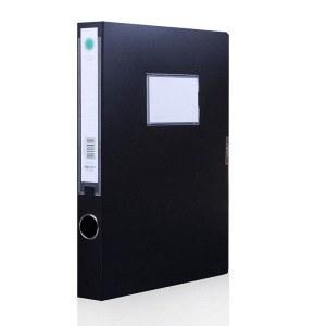 得力5622档案盒(黑)(只)