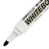 得力 6817 白板笔 2.0mm 10/盒(单位:支) 黑