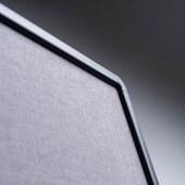得力50060移动屏风玻璃白板1464*1026mm(单位:块)黑色