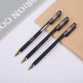得力S103考试中性笔(黑)