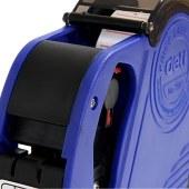 得力7503 8位单排标价机(蓝)(单位:盒)