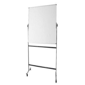 得力 7881 H型双面白板 600x900mm (单位:块) 银色