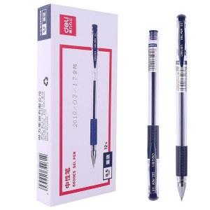 得力思达6600ES中性笔(蓝)(支)