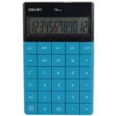 得力1589桌面计算器(蓝)