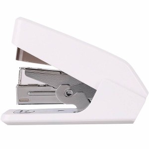 得力 0467 省力订书机  (单位:台) 白色