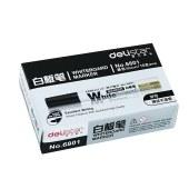 得力 6801 思达白板笔 2.0mm 10支/盒(单位:支) 黑