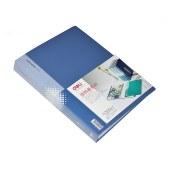 得力 5060 60页资料册 (单位:本) 蓝