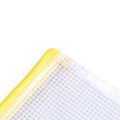 得力5654拉链袋A4(黄)(单位:个)