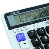 得力2135桌面计算器(白)(台)