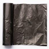 得力9575垃圾袋(黑)60*80cm(10个/卷)
