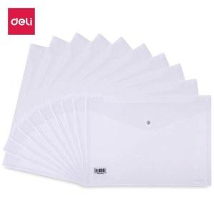 得力(deli)8308文件袋(单位:个)透明