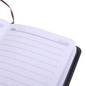 得力 7913 皮面笔记本PU笔记本 48k/120张 (单位:本) 黑色