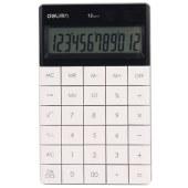 得力 1589 桌面计算器  (单位:台) 白色
