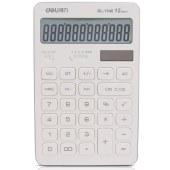 得力1548A计算器(白色)(台)